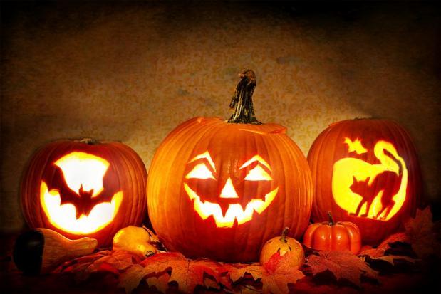 1 November: Halloween Night!!