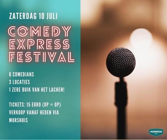 Comedy Express Festival